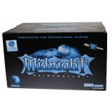 GI Sportz XBALL Certified Midnight Paintballs